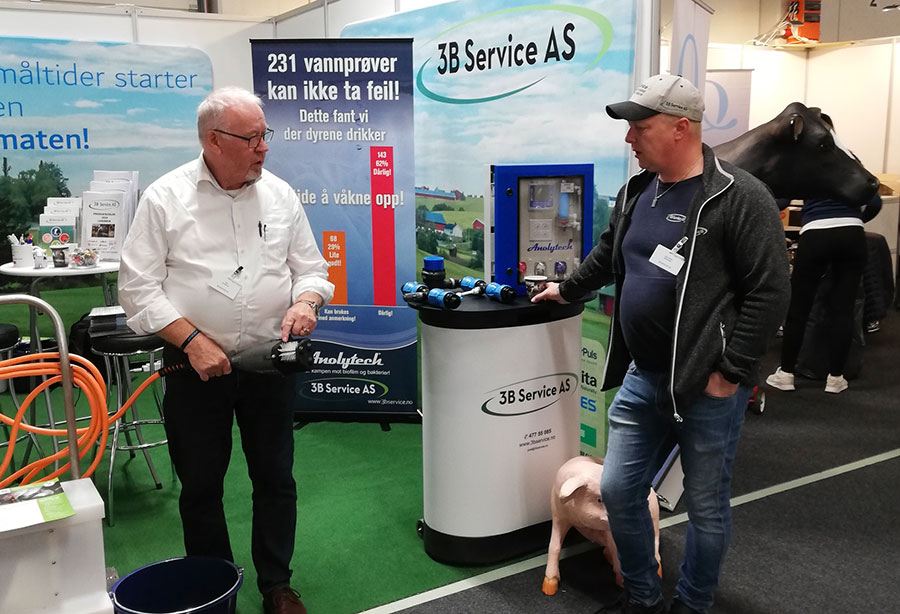 AgroVision 2019 i Norge