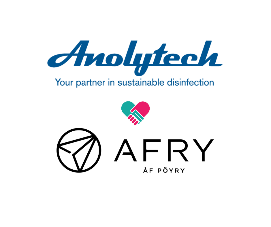 Anolytech and AFRY enter into cooperation.